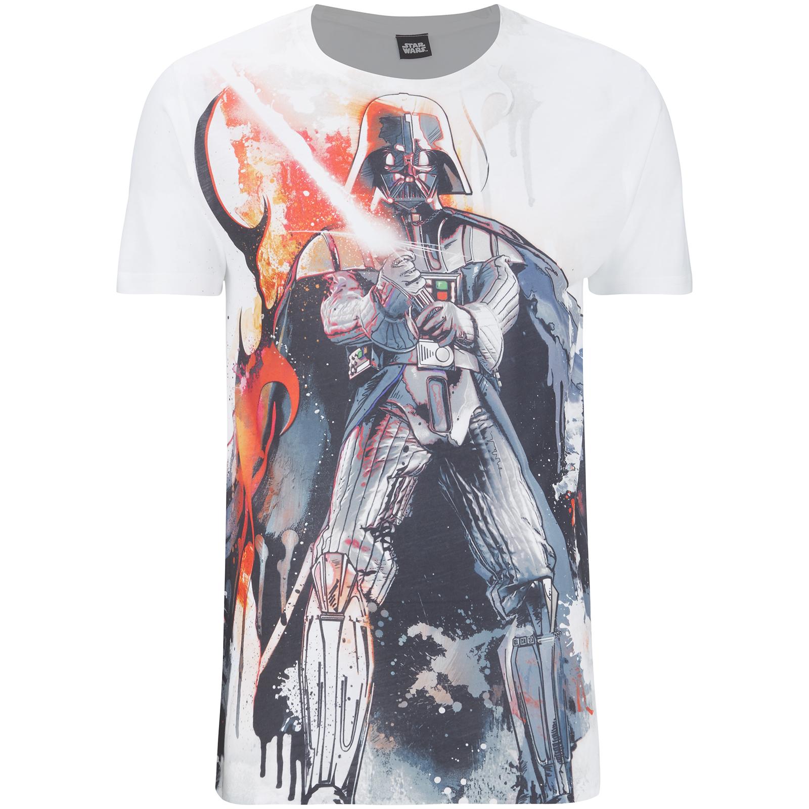 Star Wars Vader Stencil T-Shirt