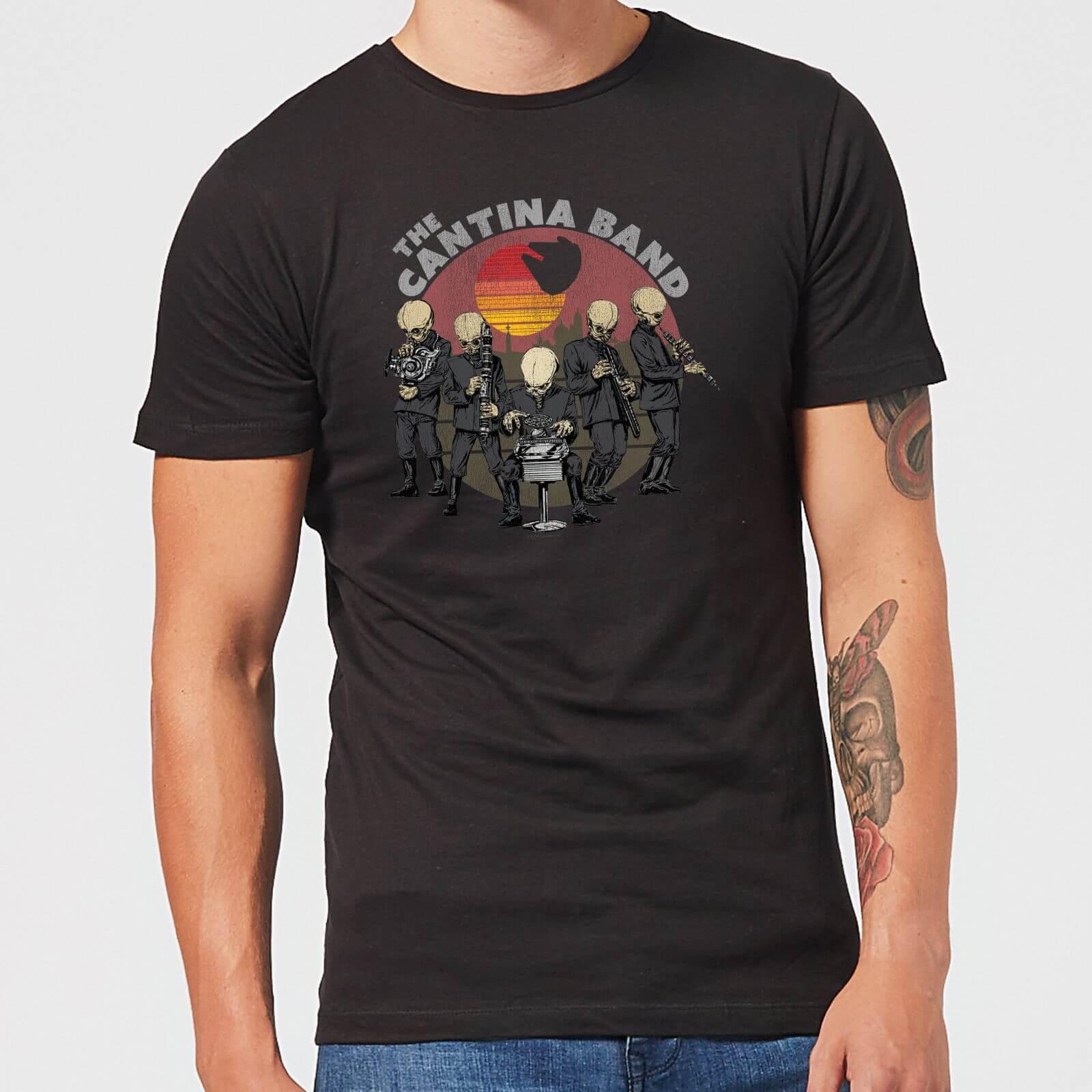 Star Wars Cantina Band T-Shirt